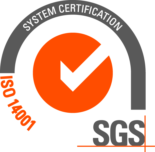 SGS ISO 14001 TCL HR